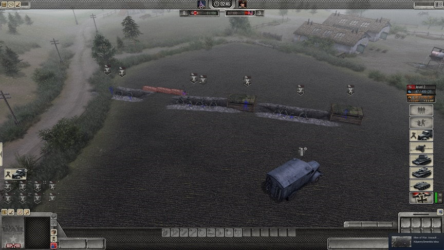 Trench Warfare / Improved Fortification / Buildable Trench 1.2.1 (AS2 — 3.262.0) (v04.09.2021)