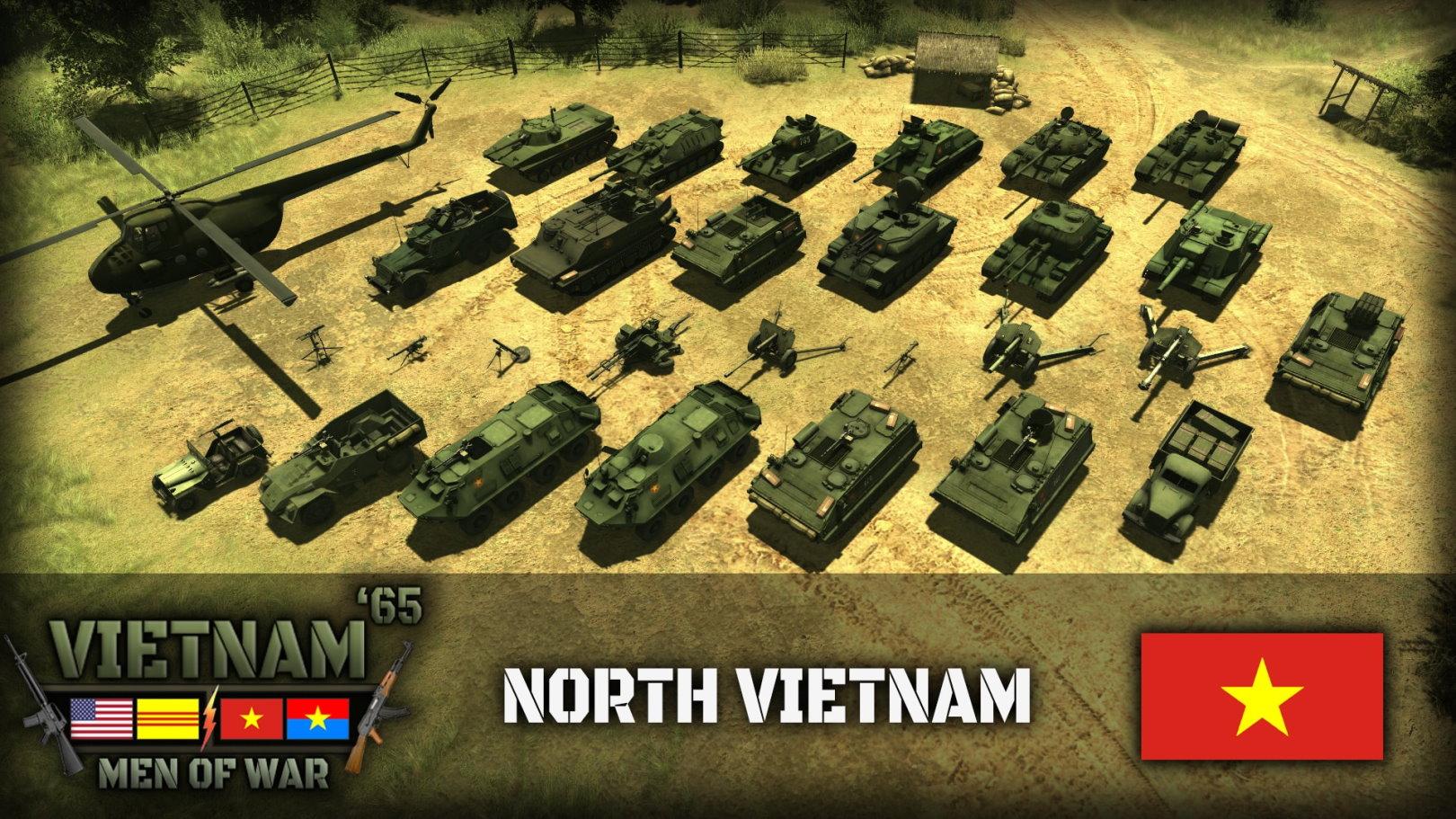Vietnam '65 v1.0 (AS2 — 3.262.0) (v28.06.2021)