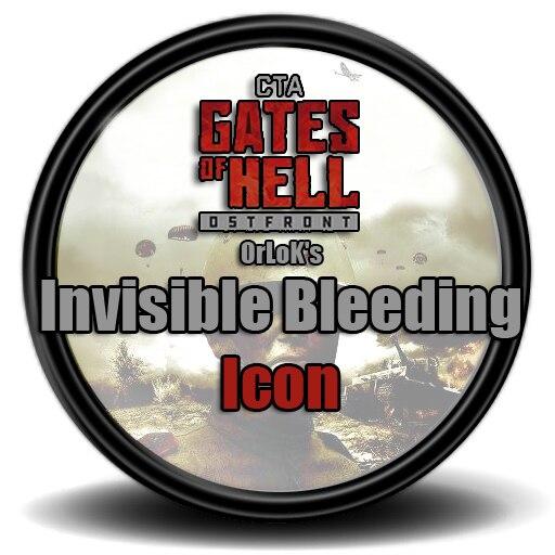 Скачать Invisible Bleed Icon (CtA: GoH — 1.007.0) (v14.07.2021)