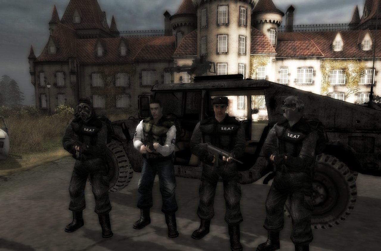 Resident Evil Alternative Chronicles (MOW)