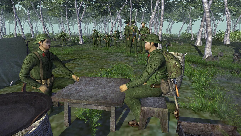 Vietnam Rolling Storm Front (Final Version)