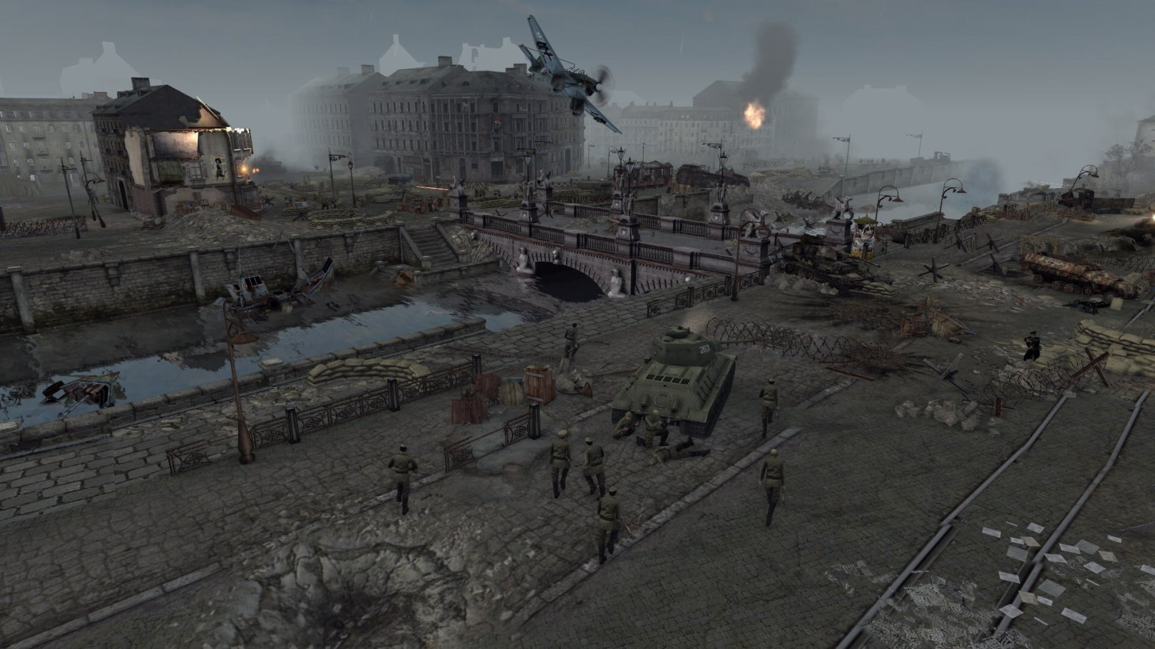 Battle for Berlin Campaign (AS2 — 3.262.0) (v05.09.2020)