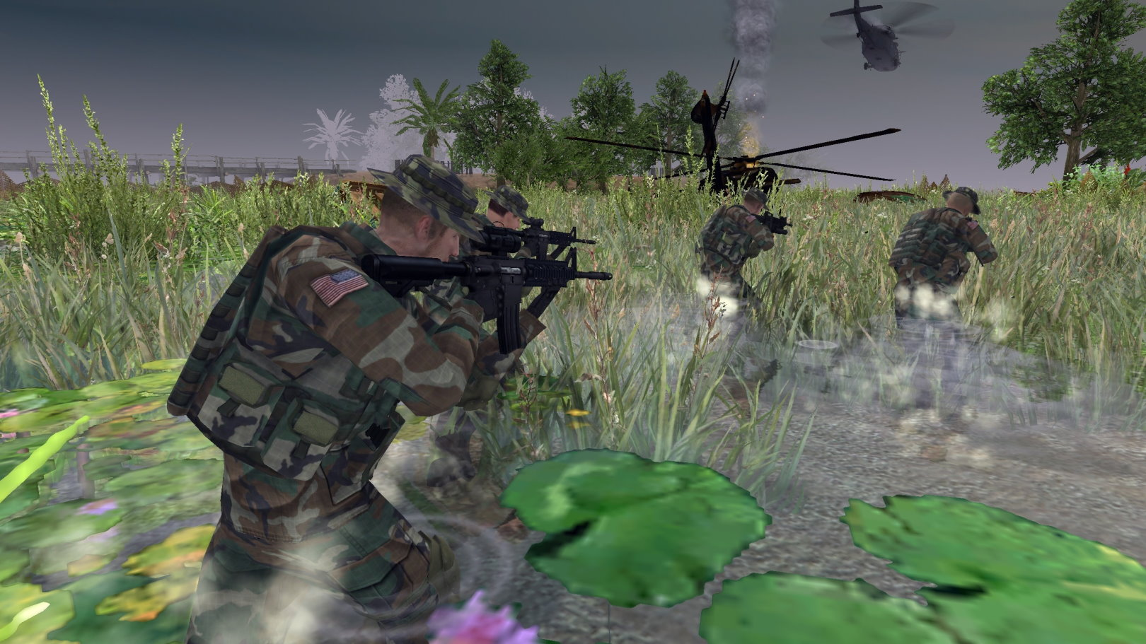 Covert-Ops: War in Colombia (AS2 — 3.262.0) (v29.07.2021)