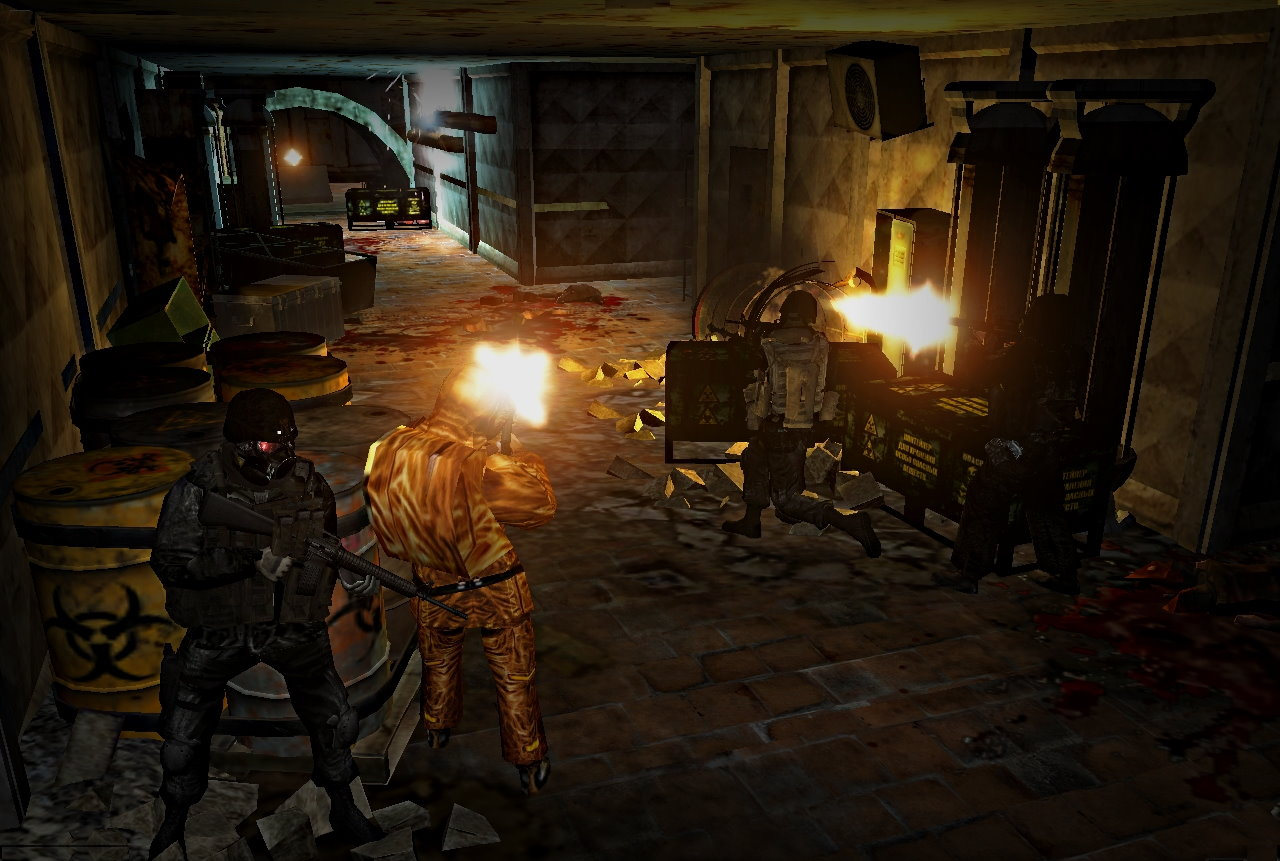 Resident Evil Alternative Chronicles (MOW: AS)