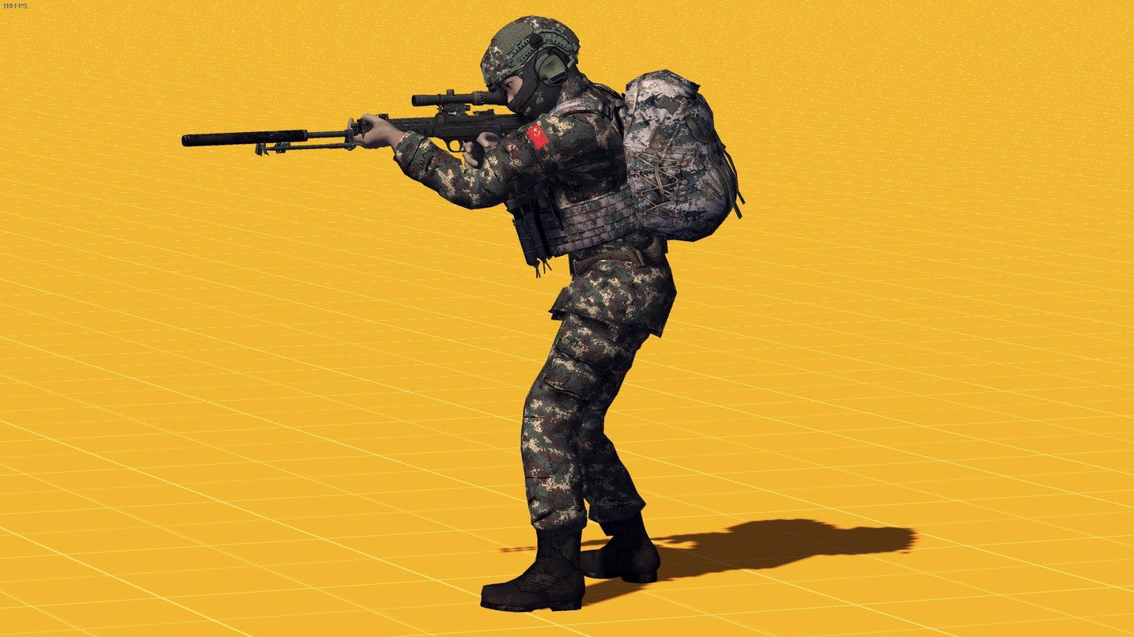 Ruemc's Modern People's Liberation Army (AS2 — 3.262.0) (v10.08.2021)