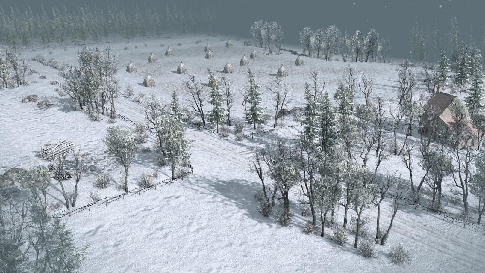 Battle of the Bulge by SturmFuhrer-PK 1.1 (CtA: GoH — 1.011.0) (v24.08.2021)
