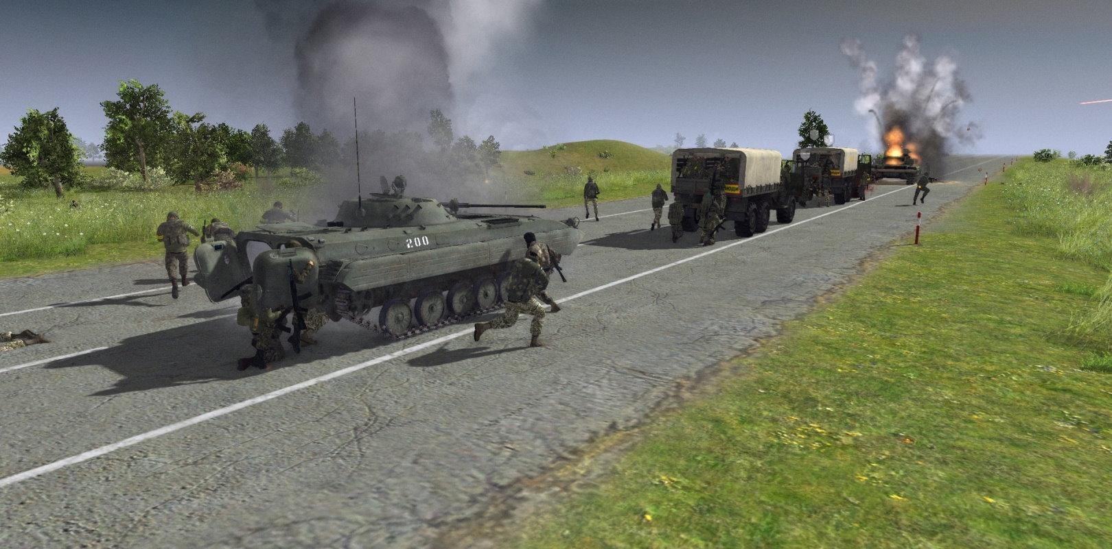 Russian Spring in Donbass (CW 1.7.2) (AS2 — 3.262.0) (v31.08.2021)