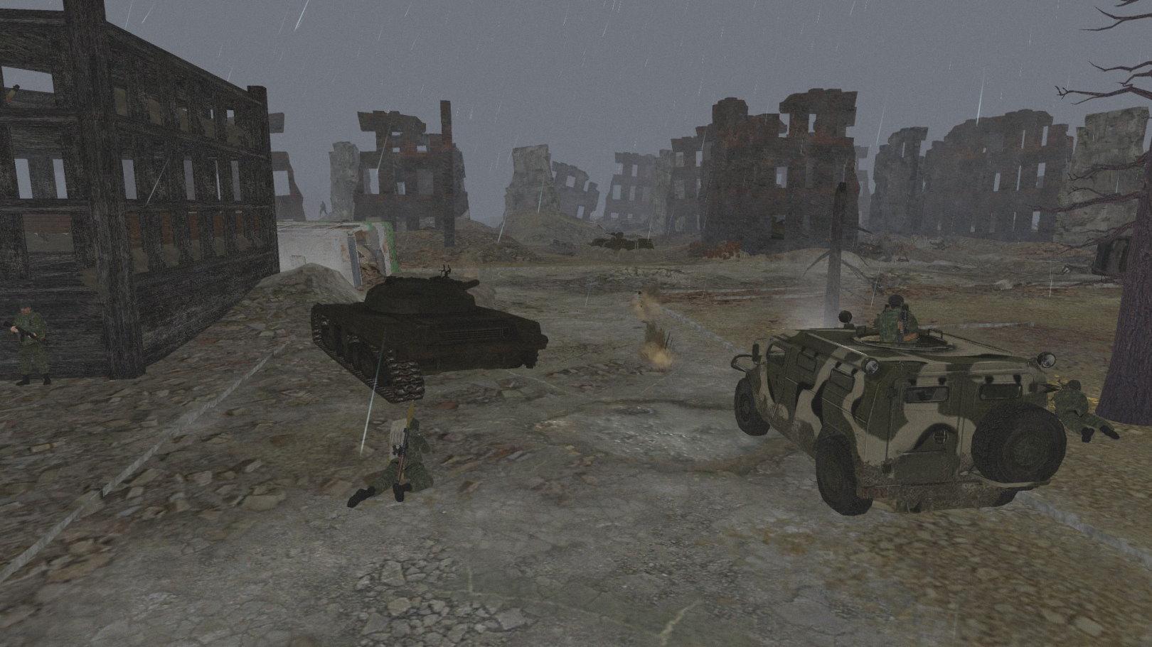 Phantom War (AS2 — 3.262.0) (v06.09.2021)
