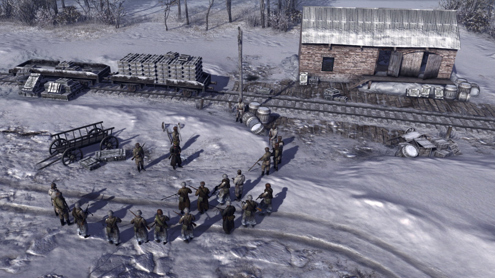 Call to Arms: Gates of Hell - Ostfront 1.014.0